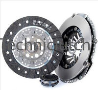3 PIECE CLUTCH KIT FOR VW TOURAN 1.9 TDI 2.0 FSI 03-10