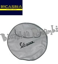 10538 - COPRIRUOTA GRIGIO PER RUOTA 3-50-8 VESPA 150 VL2T VL3T VB1T VBA1T VBA2T