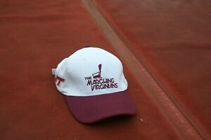 """Virginia Tech Marching Virginians Cap """"Thank You Tony"""", New Without Tags"""