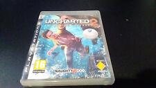 Uncharted 2 Among Thieves PS3 combino envíos PlayStation 3 Play haz tu lote