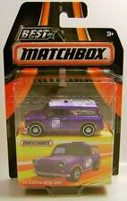 1965 '65 AUSTIN MINI VAN BEST OF MATCHBOX RUBBER TIRES RR DIECAST 2016