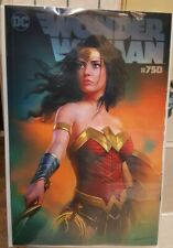 WONDER WOMAN #750 SHANNON MAER TRADE DRESS VARIANT RAW COPY ON HAND NOW - WW 750