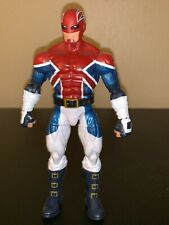 "CAPTAIN BRITAIN Marvel Legends 6"" Capt America Civil War BAF Abomination rare"