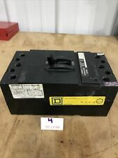 Square D Kal36125 Circuit Breaker 3 Pole 125a Tested