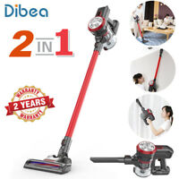 Dibea D18 2-in-1 Cordless Handheld Upright Stick Vacuum Cleaner 9000Pa Suction