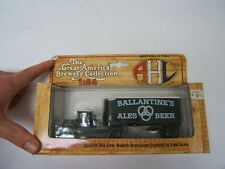 MIB Hartoy AHL: The Great American Brewery Collection Ballantine 1:64 scale