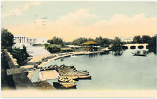 BUFFALO NY – View from Casino in Delaware Park – udb – mailed 1908