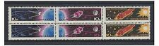Mint Never Hinged/MNH Space Blocks Union Stamps