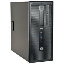 Hp EliteDesk 800 G1 Tower P.C i3 4160 4gb ram 500gb hard drive - windows 10 pro