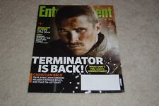 TERMINATOR CHRISTIAN BALE May 22 2009 ENTERTAINMENT WEEKLY MAGAZINE 1048 5/22/09