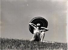 c.1970 PHOTO KREUTSCHMANN NUDE LARGE PRINT # 260