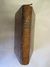 """Antoine Franc """"Méthode pratique pour converser avec Dieu"""" /Perisse Frères 1828"""