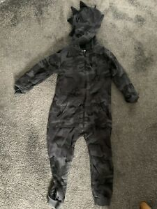 Next All In One Camoflauge Dinosaur 4-5 Years