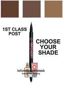 Soap and & Glory Archery BROW TINT SHAPING PENCIL Choose your shade - 1ST CLASS