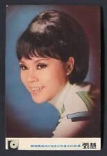 Rare Taiwan Singer Zhang Hui Life Records Color Photo Card PC651