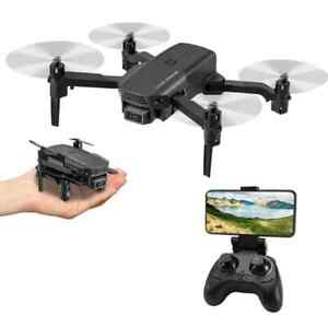 KF611 Mini WIFI FPV With 4K HD Wide-angle Camera Headless Mode Altitude Hold