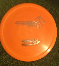 "NEW! Innova OOP Patent #ed ""Florida Orange"" Star RHYNO 172g Disc Golf Putter"