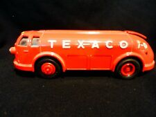"Texas 1934 Diamond T Tanker ERTL ""Doodle Bug"" Locking Coin Bank Die-Cast Metal"