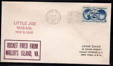 Launch of Little Joe -5 (11/08/1960) - Wallops Island, VA - VF-ADD
