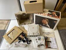 Sega Dreamcast NTSC-J japanische Videospiel Konsole OVP getestet