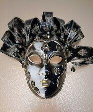 maschera veneziana mask italy venice raffigurante Medusa rara e unica leggi...