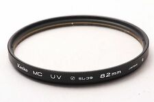 Kenko MC UV SL-39 82mm Filter from Japan