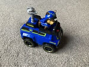 Paw Patrol Vehicle And Pup Original Series - Chase