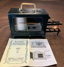 Antique Henry J. Green 564 Self Recording Thermometer (Thermograph) Meteorology