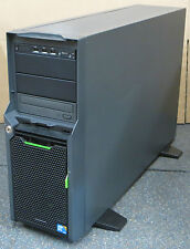 Fujitsu Primergy TX300 S5 2x Xeon Quad Core E5540 Tower Server 4 GB 2x146GB