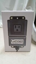 Geyser Single Outlet Sink Garbage Disposal Air Activated Replacement Module GA7