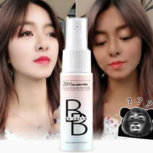 Concealer Moisturizing BB Cream Spray Foundation Whitening Face Makeup Portable~