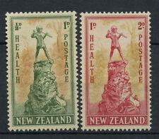 New Zealand 1945 SG#665-6 Health Stamps, Peter Pan MNH Set #A74468