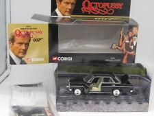 CORGI JAMES BOND SECRET AGENT 007 'OCTOPUSSY' MERCEDES SALOON ACTIONS NEW 05701