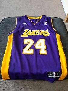 Lakers Basketball Shirt, Juniors