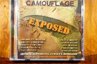 Camouflage - Exposed  -  VG, CD