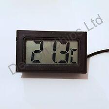 LCD Digital Incubator Chicken Bird Egg Hatching Sensor Thermometer Temperature