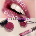 Purpurina para labios Dazzling ROSA Pintalabios Suelto por glitterchic, Glamour,