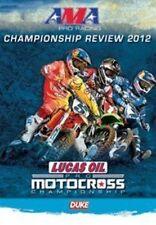 AMA Motocross Championship Review 2012 - DVD Region 2