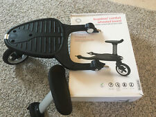BUGABOO COMFORT WHEELED BOARD WITH SEAT BUGGY PUSHCHAIR FOLDS UP