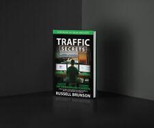 New Traffic Secrets Audiobook by Russell Brunson, Funnel Hacks + 2 Bonuses
