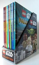 Lot 10 LEGO STAR WARS COLLECTION DK Books with Slipcase HB no minifigure VGC L1