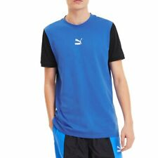 Camiseta Puma Tailored For Sport Azul Hombre