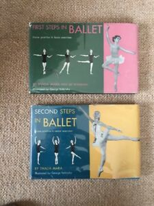 First Steps And Second Steps in Ballet T Mara HCDJ 1955