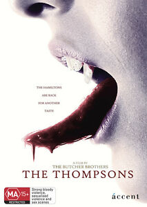 The Thompsons (DVD) - ACC0239