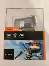 Sony HDR-AS20 Digital HD Video Camera Recorder-Action Cam (NEW)