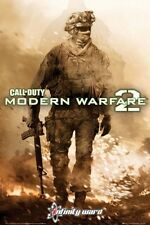 "CALL OF DUTY  POSTER ""MODERN WARFARE 2"" COVER ""LICENSED"" BRAND NEW 61cm X 91.5cm"