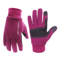Women Winter Gloves Ladies Outdoor Sports Gloves Running Cycling Casual Gloves
