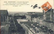 France CPA Paris Aéroplane Henri Farman (f1355)