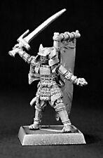 Haranobu Okuran Ronin Captain Reaper Miniatures Warlord Samurai Standard Melee