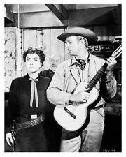 JOHNNY GUITAR great still JOAN CRAWFORD & STERLING HOLLOWAY - (a559)